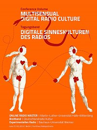 "Cover Tagungsband ""Digitale Sinneskulturen des Radios"""